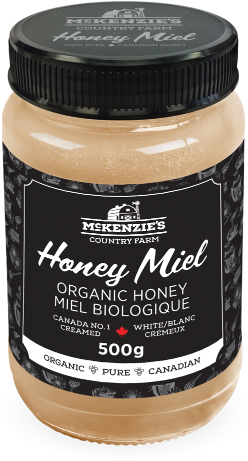 McKenzie's Country Farm Organic Honey