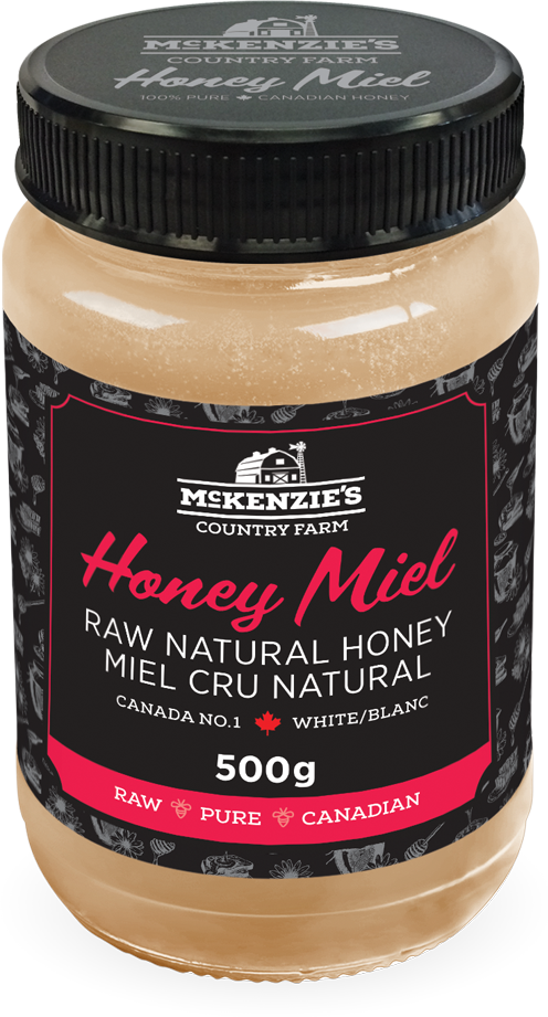 McKenzie's Country Farm Raw Honey
